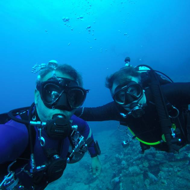 Diving holiday in Egypt – Live Aboard